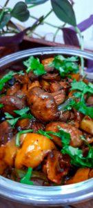 Mushroom Garlic Pepper Fry Image