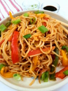 Street Style Chowmein Image